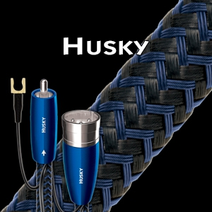 AudioQuest - Husky Subwoofer RCA