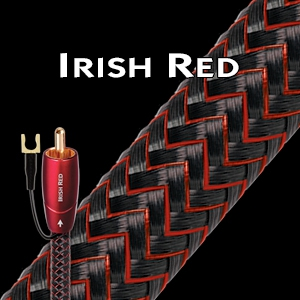 AudioQuest - Irish Red Subwoofer