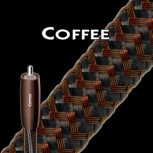AudioQuest - Coffee Digital Coax SP/DIF