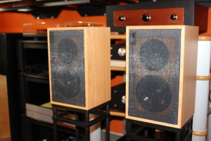 Graham Audio - LS 3/5 Chartwell Kirsche