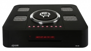 Ayon CD-35 +Preamp Option, Signature Option