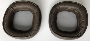 Abyss - ABYSS DIANA HEADPHONE EAR PADS - BROWN