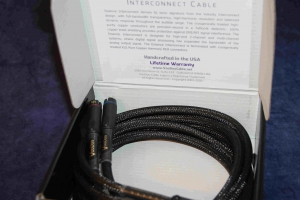 VooDoo Cable - Essence Interconnect Single-Ended RCA (Analog)